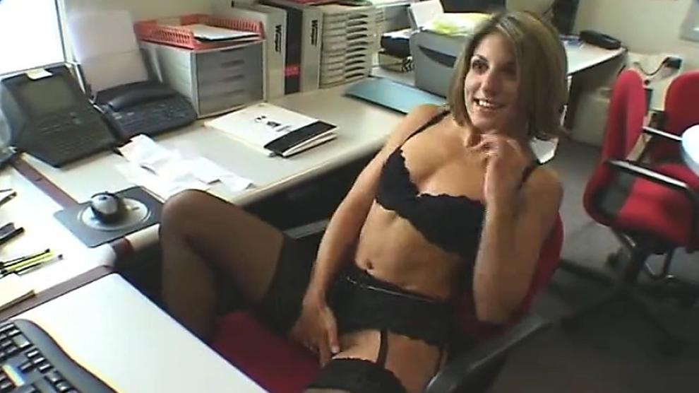 French boss fucks the new secretary