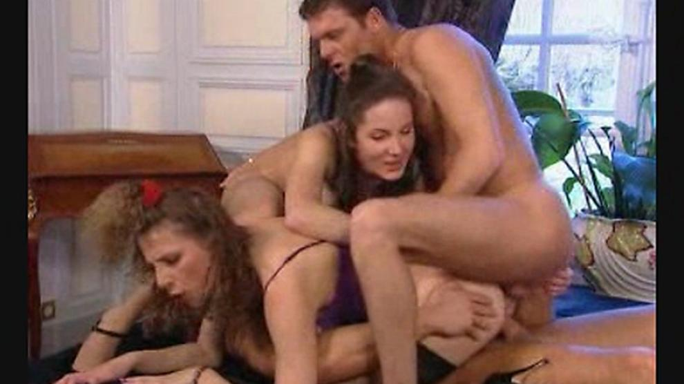 Maud Kennedy and her friend get double drilled