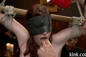 Babes rough group humiliation