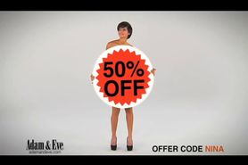 Hottest and Most Viral Sex Toy video Promo Coupon Offer
