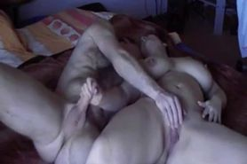 Big titted fuck husband younger brother