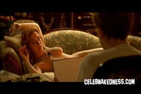Celeb kate winslet nude modelling glamour big breasts