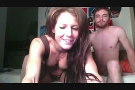 Amazing College Student Dorm Sex Tape