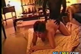 Homemade Video Of A Wife With A Black Cock