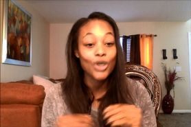 Hot Black tells how she catched her cheating Boyfriend