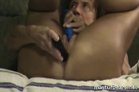 DP masturbation 52 years granny Martha