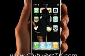 IPHONE TRICKS - STRIP TEASE GIRL