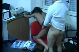 Cam - Couple In The Office