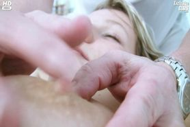 Candie visiting her gyno doctor for pussy speculum gyno
