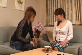 Eri Nakata Japanese mother part1