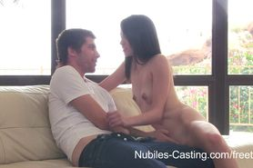 Teen pussy pounding porn audition