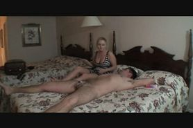 Shannon - Husband comes out of chastity