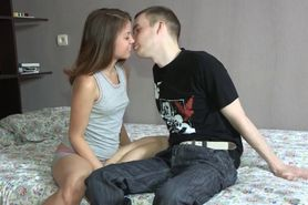 Sweet pounding with a horny couple