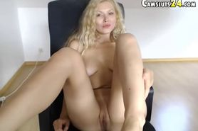 beautiful verna in video chatroom do tremendous to cinthia with