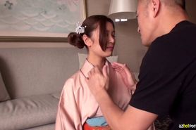 Japanese wife pink Service Fuck Part 1