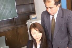 Mei Sawai Japanese is a fucking teacher part1