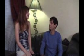 step sister tells not her step brother whats shes been watch Full Video at FILTHYGEEK COM