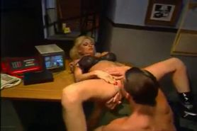 Sexy Rebecca Wild Gets Fucked Hard By Hard Cock in Office XXX