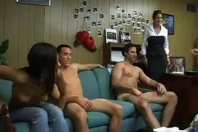 Cock fucking and sucking orgy free porno part3