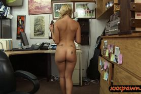 Adorable babe pounded for her vets bills