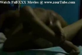 Hot Indian Girl Rocking In The Bedroom