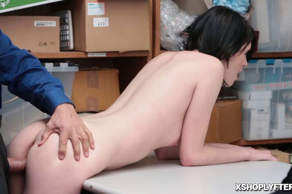 thick shoplifter buddies get ass fucked as a punishment  73887