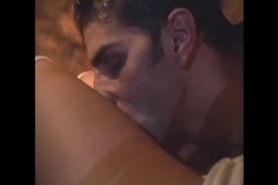 2 guys pounding one horny german slut   Porn Video