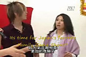 Japanese Mother Gameshow Part 3
