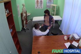 FakeHospital Doctor solves patients depression through oral ...