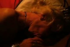 43 years Selma facial from my Toyboy