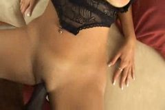 Gorgeous Big Arsed English Chick Gets Creampied by BBC.elN
