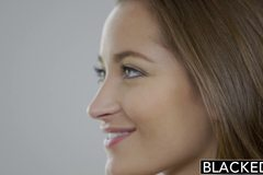 Dani Daniels FIRST Interracial