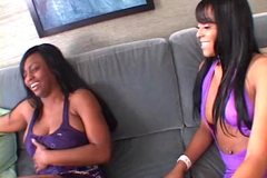 Jada Fire & Eve Madison