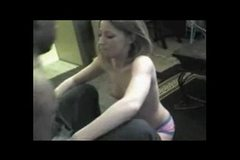 cuckold young wife by black in interracial