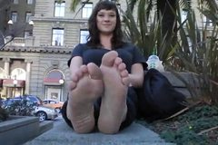 Funky ass Plump Meaty Stinky Soles