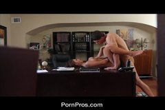 Office Seduction with Whitney Westgate