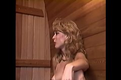 Young Nina Hartley and Nikki Blaze - Lesbian Scene