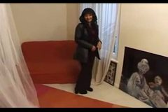 Sexy Mature Hairy Indian Lady Loves to Fuck