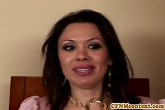CFNM babe Sienna West and pal get facial