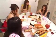 Hot Japanese Porn Stars give an amazing BJ
