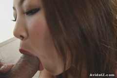 Busty Kousaka Anna tittie fuck and blowjob!