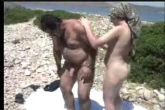 Sahin k vs turkish girl outdoor