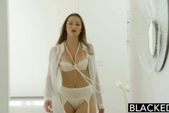 Dani Daniels vs Two Huge BBC!