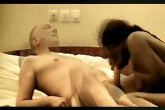 African Queen Nyomis Jungle Blowjob