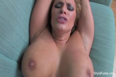 Shyla Stylez Gets Fucked Really Hard