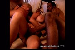 Wild And Crazy Interracial Sex Part 3