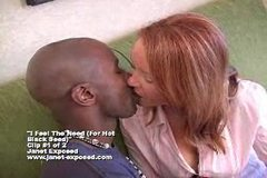 Lovely wife and her black lover