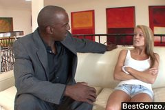 Punishing His Step Daughter For Smoking