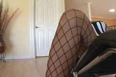 Smoking hot MILF banged by a lucky dude