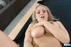 Blonde MILF Julia Ann Gets Filled In POV Scene